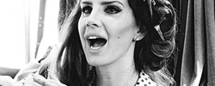 Lana Del Rey Fan Behind The Scenes Of National Anthem